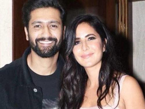 Katrina Kaif dating actor Vicky Kaushal