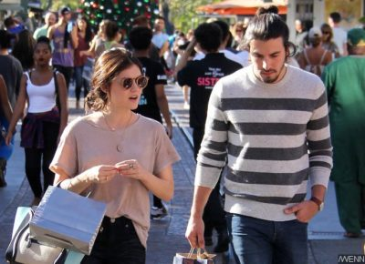 Lucy boyfriend Anthony Kalabretta