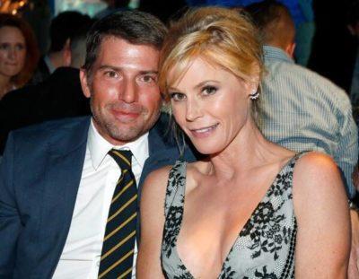 Scott Phillips with julie