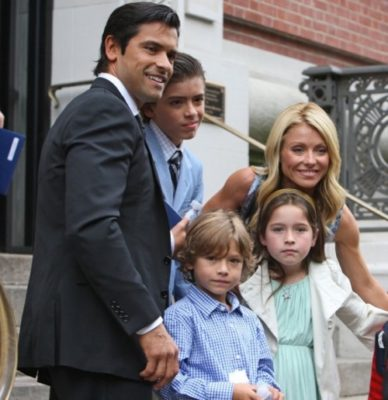Joaquin Antonio Consuelos family