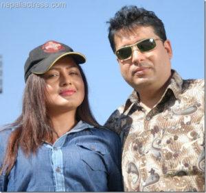 rekha with chhabi ojha