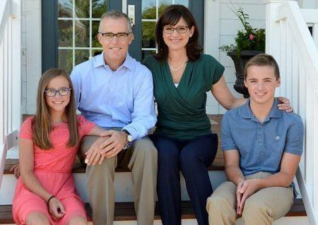 Trey Gowdy & Family