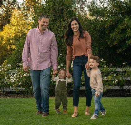 Monica Ruiz family