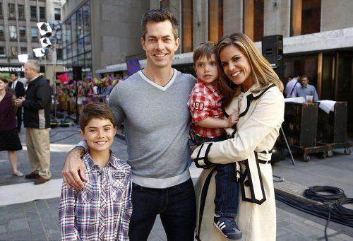 Natalie Morales family
